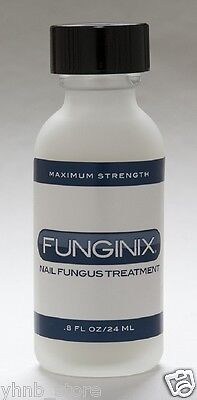 Funginix Nail Fungus Treatment 24ml. Fungal Infection  Toe & Finger Topical Cure