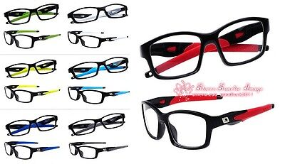 EW010 1PCS Eyewear Accessories Sport plain glasses spectacles Frame clear lens