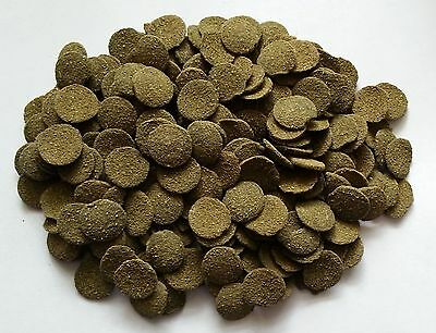Premium Algae Wafers 6% Spirulina EVERY SIZE Fish Food Pleco Catfish Loach