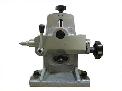 "Adjustable Tailstock for 10"" Rotary Tables"