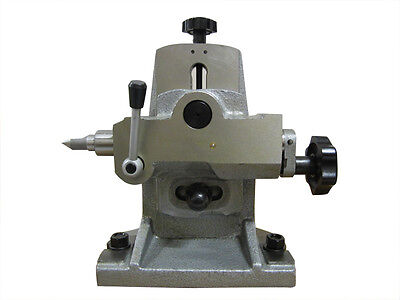 "Adjustable tailstock for 8"" and 10"" rotary tables"