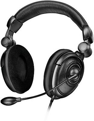 SPEEDLINK MEDUSA NX 5.1 Surround Console Gaming Headset - for PS3/Xbox 360/PC, b