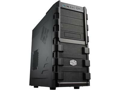 Cooler Master HAF 912 - Mid Tower Computer Case with High Airflow, Supporting up