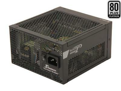 SeaSonic Platinum Series SS-400FL2 Active PFC F3 400W ATX12V Fanless 80 PLUS Pla