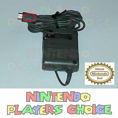 NEW AUTHENTIC Nintendo DS LITE AC Power Adapter Charger  USA SELLER