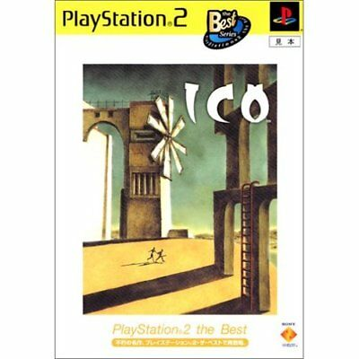 Used PS2 ICO PlayStation 2 the Best Japan Import