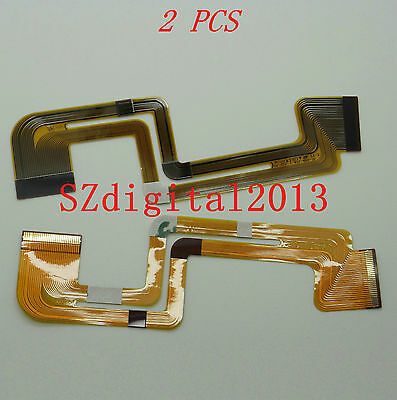 "2PCS/ ""FP-625"" NEW LCD Flex Cable For Sony DCR- HC52E HC54E HC62E Video Camera"