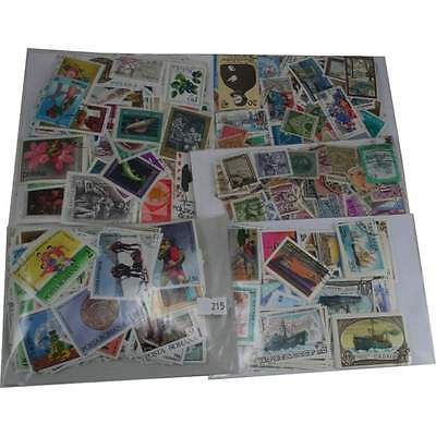 Europe - 1700 different. Mainly used, Austria, Germany, Poland, Romania