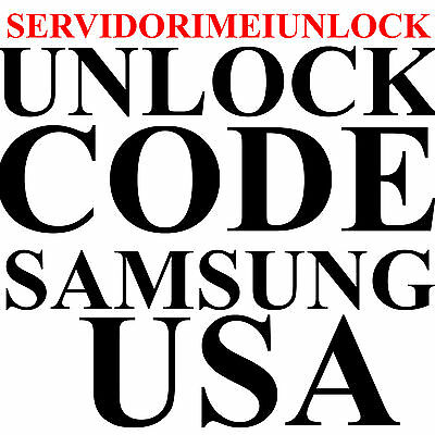 1# Factory Unlock Code for Samsung Galaxy S5 S3 S4 - AT&T T-Mobile - S5 / Note 3