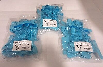 Disposable Impression Tray #3 Medium Upper (36 Pieces)