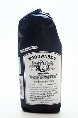 2 x 130ml Woodwards Gripewater Gripe Water Baby Babies Crying Digestion