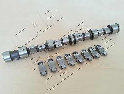 For Vauxhall Astra G 1.6 8V 98-05 Camshaft Shaft 8 Followers Rocker Arms Z16Se