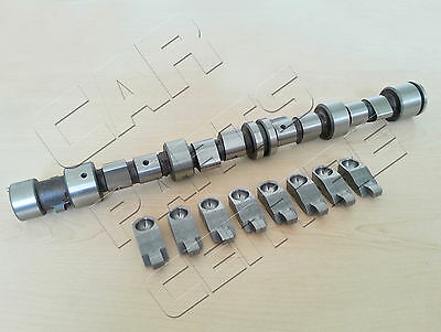 For Vauxhall Astra G 1.6 8V Camshaft Cam Shaft 8 Followers / Rocker Arms X16Szr