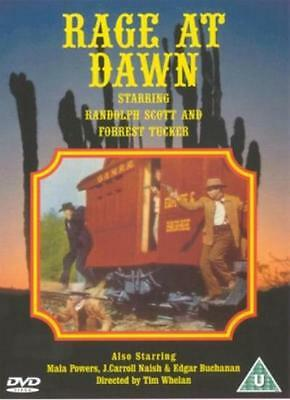 Rage At Dawn [1955] [DVD] By Randolph Scott,Forrest Tucker