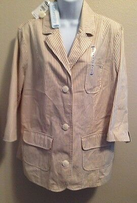 Old Navy Maternity Blazer Size Extra-Large New With Tags
