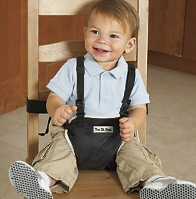 One Step Ahead The Sit Seat travel seat For Babies And Toddlers Retails $40