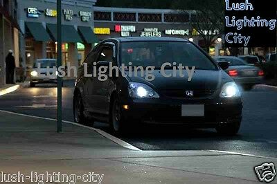 Honda Civic Type R Facelift Ep3 H1 Xenon Hid Kit With Led Sidelights Xenon White