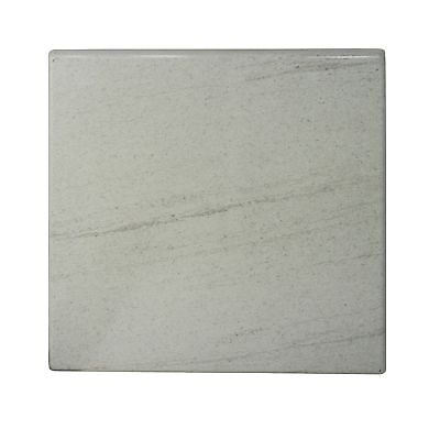 Table Top Restaurant Cafe Antiscratch Isotop Dining 60cm Square Compressed Grey