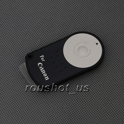 RC-6 IR Wireless Remote Control For Canon EOS 70D DSLR Digital Camera
