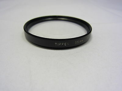 Used TIFFEN 55mm +4 Lens Filter Close up Macro Made in Japan N103032