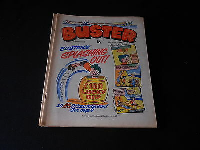 Buster Comic 16th August 1980