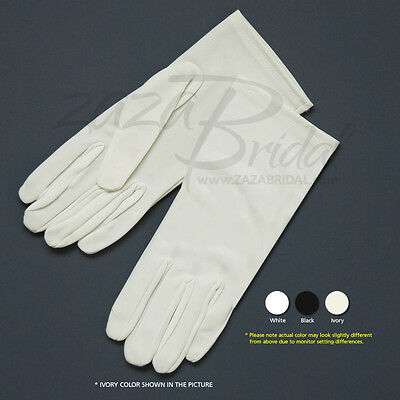 Fancy Nylon Girl's Gloves - Various Sizes and Colors