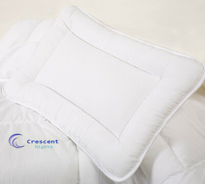 Anti-Allergy, Childrens, Junior, Baby, Toddler, Nursery, Kids, Cot Bed Pillow