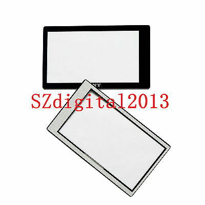 New LCD Window Display (Acrylic) Outer Glass For Sony ILCE-6000 A6000 Camera