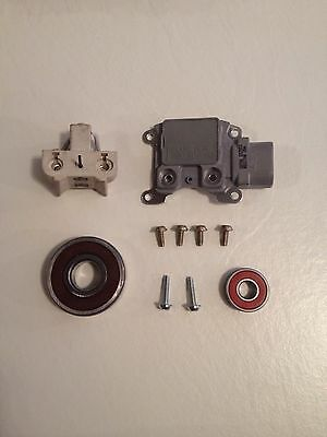 NEW Ford 3G Alternator Repair Kit  Regulator Brushes Bearings Ford Lincoln