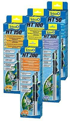 Tetra Tec Ht Aquarium Heater Stat 50W 100W 150W 200W 300W Tropical Fish Tank