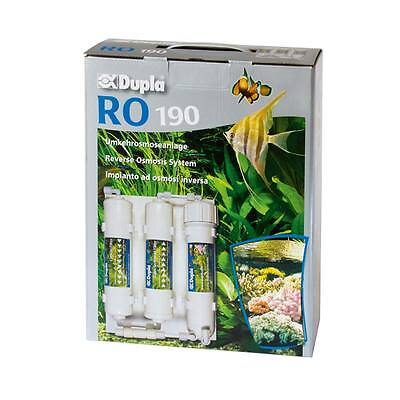 Dupla Osmosis filter RO 190 - Osmose System Fishkeeping Water treatment