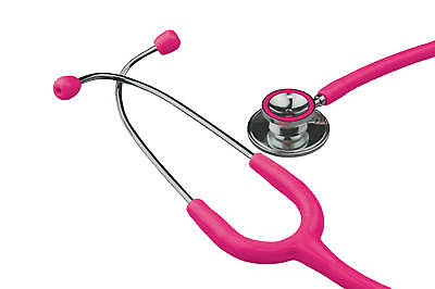 Stethoscope Doctors Dual Head Professional (Magenta)