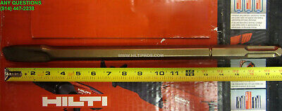 "HILTI TE-SP NARROW CHISEL 1-1/4""x 19-11/16"", FREE HAT, FAST SHIPPING"