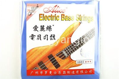 Alice A603-M Electric Bass Strings 4 Strings Bass Nickel Alloy Wound 045-105