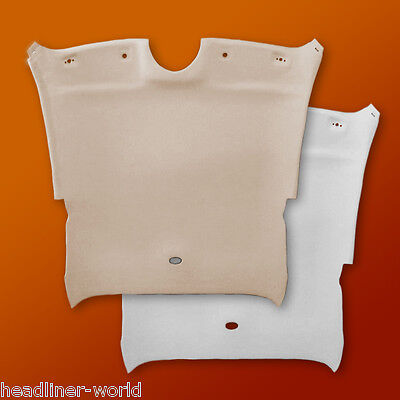New GRP headliner for Jaguar XK8/XKR 1996-2005 in original beige or grey colour