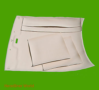 New Single Headliner for Jaguar XJS 1975 / 1991 Beige or Grey with Trim Kit