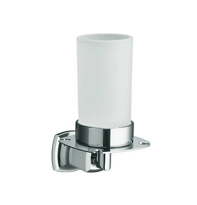 Kohler - Margaux Tumbler with Holder - Polished Chrome