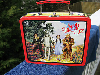 Wizard Of Tin Lunch Box 1998!