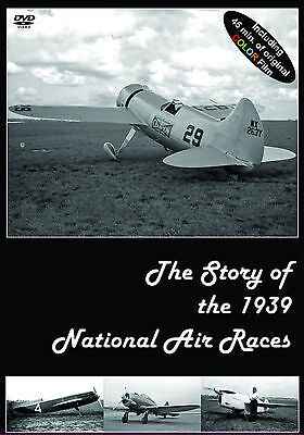 The Story of the 1939 National Air Races DVD