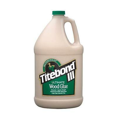 Titebond III Ultimate Wood Glue, 1 Gallon