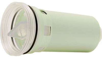 Filtapac Rechargeable Water Filter  (Green)  -  FL101  -   Carver Crystal design