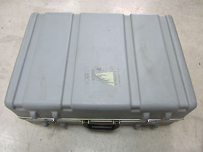 Parker Plastics Hard Luggage Case 27 x 19 x 11