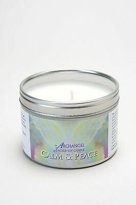 Calm & Peace Archangel Aromatherapy Sacred Soy Candle