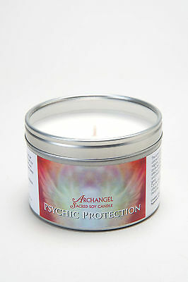 Psychic Protection Archangel Aromatherapy Sacred Soy Candle