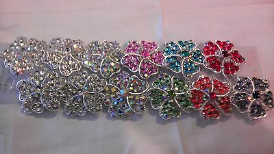 wholesale  Lot of 12 pcs Hair Clips for Wedding .