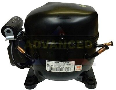 Embraco NEK2150GK Low Temp Compressor 1/2+ HP, R404A, 115V *One Year Warranty