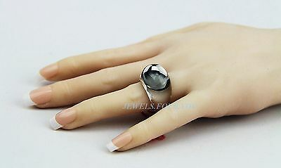 Baccarat Jewelry Tango Silver Clear Crystal Ring Sz 53 France New Made In France