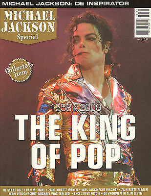 Michael Jackson Special (1958-2009 The King Of Pop)