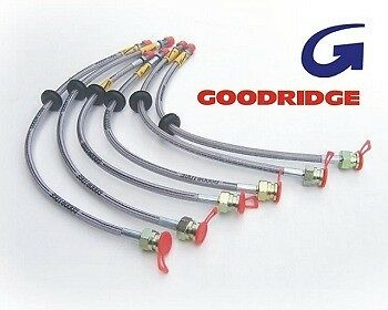 Kit Flexibles de Frein Goodridge Peugeot 205 / 309 GTI