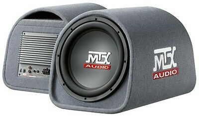 Caisson Tube MTX Audio Reflex Amplifié RT12PT 30cm 150w